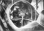 Training slide of Royal Aircraft Factory S.E.5a cockpit (17428430695).jpg