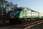 Trainspotting GO train - 432 headed by MPI MP40PH-3C - 637 (8123562170).jpg
