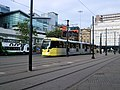 Tram at Piccadilly Gardens - geograph.org.uk - 3190007.jpg