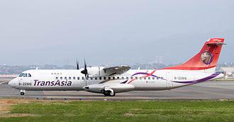 TransAsia Airways Flight 235 - B-22816, 34 days before it crashed