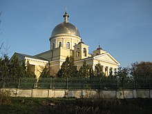 Transfiguration Cathedral in Bolhrad 1-1.JPG