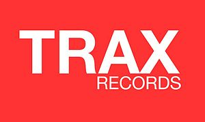 Trax Records - Trax Records' current logo, redesigned by Jorge Cruz.