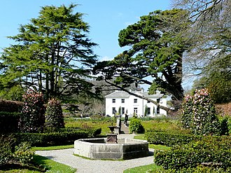 Trevarno, Cornwall - Trevarno House