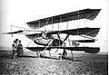 Triplan Paulhan concours militaire 1911 à aile souple.jpg