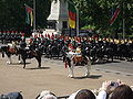 Trooping the Colour 2008 Escort.JPG