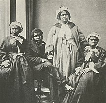 Tasmania-Black War-Truganini and last 4 tasmanian aborigines