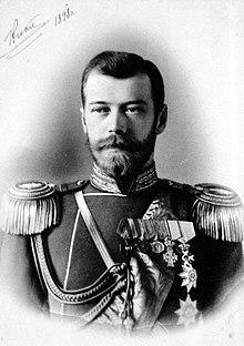 Nicholas II of Russia - Wikipedia, the free encyclopedia