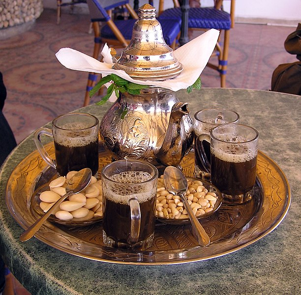 File:Tunisian Tea with pine nuts.jpg