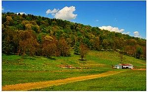 Tunkhannock Township, Wyoming County, Pennsylvania - Farm in Tunkhannock Township