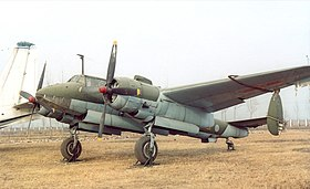 Tupolev Tu-2 (China Aviation Museum).jpg