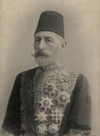 Prime Minister of Albania - Image: Turhan Pasha