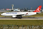 Turkish Airlines, TC-JNB, Airbus A330-203 (27860109434) (2).jpg