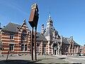 Turnhout, treinstation foto7 2010-10-03 13.41.JPG