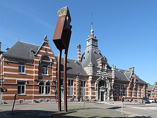 railway station in Belgium