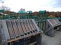 Turtle Grove Playground xylophones, Albany.JPG