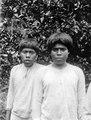 Två ynglingar. Veraguas. Panama - SMVK - 004258.tif
