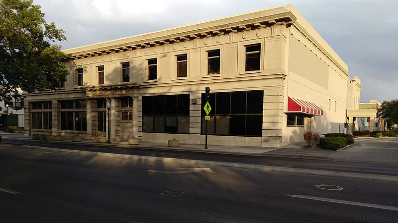 File:Twin Falls Bank and Trust Company Building Right Corner View.jpg