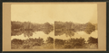 Twin Islands in Crystal Lake, by C. F. Richardson.png