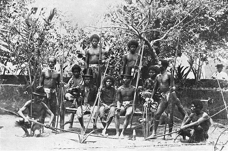 File:Typical group of Negritos.jpg