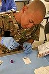U.S. Marines and Sailors donate blood in Helmand province 140814-M-EN264-136.jpg