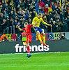 UEFA EURO qualifiers Sweden vs Romaina 20190323 Viktor Claesson 9.jpg
