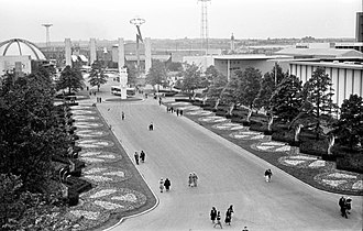 Flushing Meadows–Corona Park - The 1939 New York World's Fair