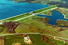 USACE Red Rock Dam and Lake.jpg