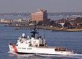USCGC Tampa WMEC 902 passing fort Monroe.jpg