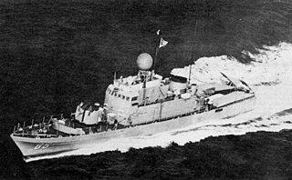 USS <i>Antelope</i> (PG-86)