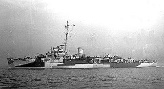 USS <i>Ricketts</i> (DE-254)