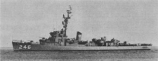 USS <i>Snowden</i> (DE-246)