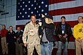 US Navy 051229-N-6484E-013 Singer Diana DeGarmo performs for crewmembers.jpg