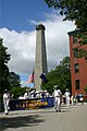 US Navy 060611-N-8110K-032 USS Constitution Sailors march in the Annual Bunker Hill Day Parade in Charlestown.jpg