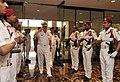 US Navy 100328-N-8273J-073 Chief of Naval Operations (CNO) Adm. Gary Roughead departs the Royal Saudi Naval Forces (RSNF) headquarters.jpg