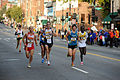 US Navy 101031-M-1823L-257 Runners participate in the 35th Marine Corps Marathon.jpg
