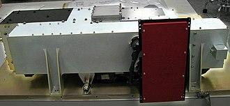 UVS (Juno) - Image: UVS instrument Juno Arrival press kit 01072016 223624