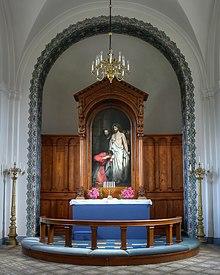 Kerk van Ugerløse - Wikipedia