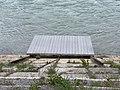 Un petit ponton sur la Durance à Embrun (mai 2021).jpg