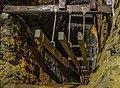 Underground Flatrod system, Rammelsberg, Lower Saxony, Germany, 2015-05-17.jpg