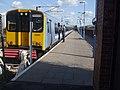 Unit 315850 at Romford station bay platform.JPG