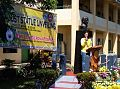 Unveiling Robredo monument at Cararayan National HS.jpg