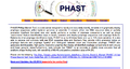 UoA biolab phast init home page.png