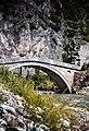 Ura e vjetër e gurit në grykën e Lumbardhit (Bistricës).jpg
