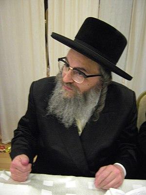 Alesk (Hasidic dynasty) - Rabbi Uri Ashkenasi, Stanislover Rebbe of London