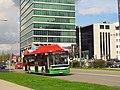 Ursus T701.16 3896, trolleybus line 157, Lublin, 2017.jpg