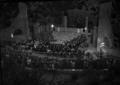 Utah Symphony and Mormon Tabernacle Choir presenting Bicentennial Concert June 11, 1976, at Zion park amphitheater in Springdale (fc19054c9a314ecda92aa3f8216743fe).tif