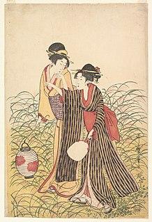 <i>Musashino</i> (Utamaro)