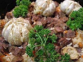 Uyghur cuisine Cuisine of the Xinjiang region of China
