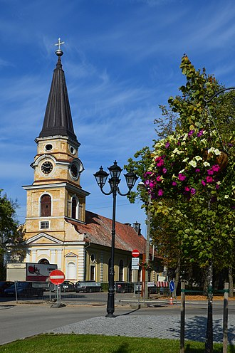 Võru County - Image: Võru Katariina kirik 2014