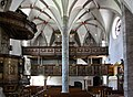 Vöcklabruck - Pfarrkirche, Empore.JPG